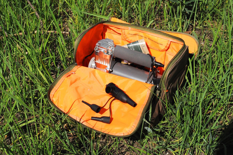 компрессор для авто и лодки пвх